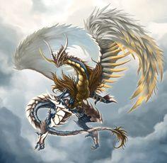 lightning dragon - Google Search