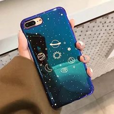 Universe Planet Retro Blu-Ray Phone Cases For iPhone X / 8 / 7 / 6 Models Cute Cases, Cute Phone Cases, Mobile Phone Cases, Amazing Phone Cases, Lg Phone, Cheap Iphone 7 Cases, Iphone 7 Plus Cases, Apple Iphone, Iphone 11