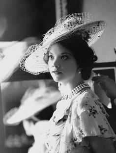 Natalie Dormer In W.E., film by Madonna about Edward and the notorious Wallis Simpson.