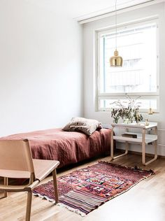 Home Interior Inspiration .Home Interior Inspiration Style At Home, Home Bedroom, Bedroom Decor, Bedrooms, Master Bedroom, Bedroom Inspo, Bedroom Corner, Brick Bedroom, Bedding Decor