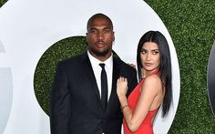 Nicole Williams and Larry English got engaged