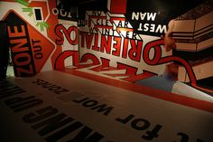 Poster Boy NYC Exhibition 06 by syd the barrett, via Flickr