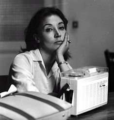 #OrianaFallaci (Firenze, 29 giugno 1929 – Firenze, 15 settembre 2006) è stata una scrittrice, giornalista e attivista italiana.