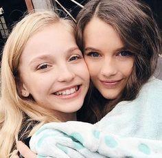 Brynn and Chloe East