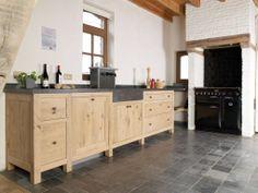 De Classic Serie Fornuizen Van Falcon Vormt De Basis Van Het - Cuisiniere falcon pour idees de deco de cuisine