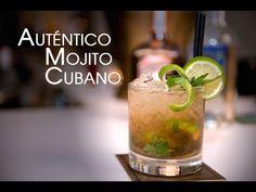 El Autentico Mojito Cubano - YouTube