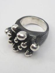 Ring by Johanna Holub, Swedish jewelry designer. www.johannaholub.com