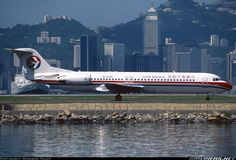 Fokker 100 (F-28-0100) - China Eastern Airlines | Aviation Photo #2430451 | Airliners.net