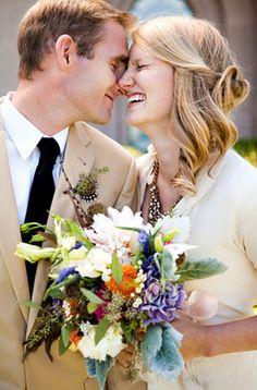 Unique wedding bouquets #wedding #flowers - MyBrideGuide.com