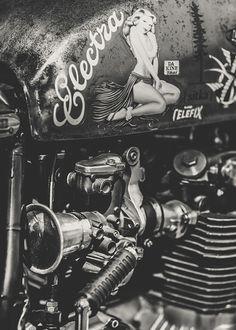 Cafe racer festival - Laurent Nivalle 13