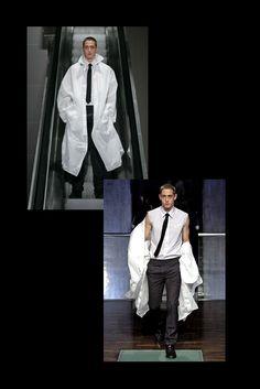 Spring 2005 Raf Simons Look 41 http://www.style.com/slideshows/slideshows/trends/mens/2015/1-january/best-mens-fashion-runway-looks/slides/2
