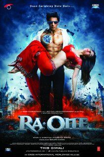 Changing the face of Bollywood: Shahrukh Khan in Ra.One - Really fab in dual roles.  Again.