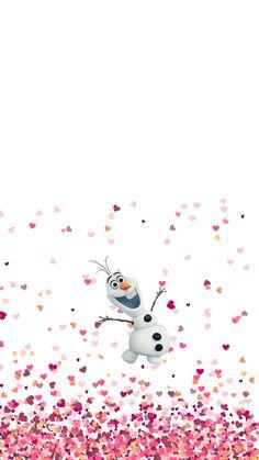 Disney Olaf, Disney Art, Disney Frozen, Disney Phone Backgrounds, Disney Phone Wallpaper, Cartoon Wallpaper Iphone, Cute Cartoon Wallpapers, Iphone Wallpaper Vsco, Iphone Background Wallpaper