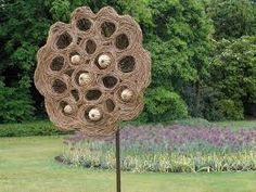 International decorative ideas for garden with hare willow sculpture, its amazing ideas to decorate your garden by hare willow sculpture and tom hare willow sculpture, tom hare seat willow sculpt Lotus Sculpture, Organic Sculpture, Tree Sculpture, Garden Sculptures, Willow Garden, Herb Garden, Living Willow, Atlanta Botanical Garden, Woodland Art