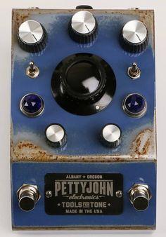 Pettyjohn Hand-Wired Pre-Drive