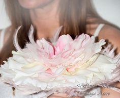 Wedding Flowers  Large Rose Bridal Bouquet by FlowerBootsLigaAsere, £89.00