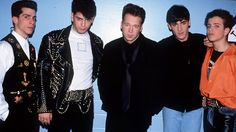NKOTB New kids on the Block when they were so young...