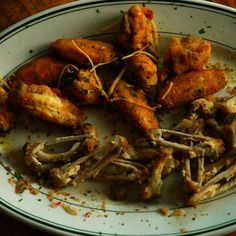 Longhorn Tequila Wings recipe on Food52