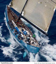 Sailing Swan 80