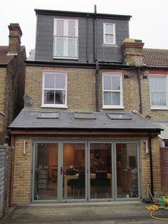 mid terraced rear extension ideas - Google Search