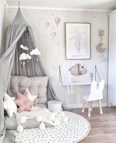 Дизайн комнаты для девочки   +70 фото ☞ от DomSmam