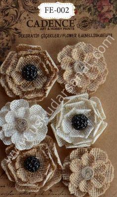 www.uskudarsanat.com Cadence-3D-Dekoratif-Cicekler-FE-002,PR-5372.html