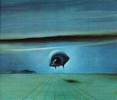 Salvador Dalí - The Eye