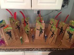 Peter Pan Party Bags