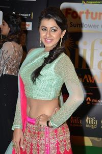 Heroine Nikki Galrani at International Indian Film Academy Awards IIFA Utsavam 2016 Photos | Telugu Actress Gallery