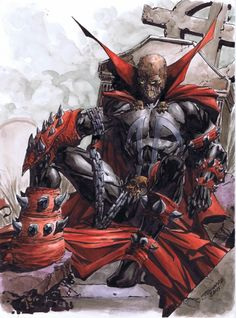 Spawn | Johnny Desjardins