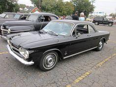 1963 Chevrolet Corvair Monza - LGMSports.com