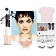"""Fashion: Girl interrupted"" by karalfalk on Polyvore"