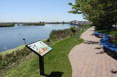 Shorewalk at Richard W. DeKorte Park, Lyndhurst.