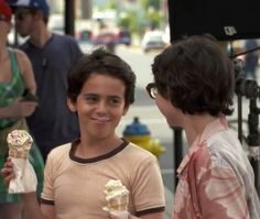 reddie with ice cream. Jack Finn, Jack G, It Movie 2017 Cast, Im A Loser, Cast Stranger Things, Chapter One, Cute Gay, Celebs, Celebrities