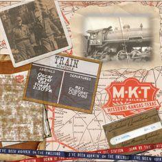 Railroad Man - Scrapbook.com