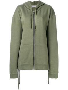 FAITH CONNEXION Oversized Zipped Hoodie. #faithconnexion #cloth #hoodie