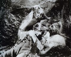 Anita Louise and James Cagney in A Midsummers Night's Dream (1935)