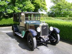 Bonhams Fine Art Auctioneers & Valuers: auctioneers of art, pictures, collectables and motor cars Vintage Auto, Vintage Cars, Antique Cars, Austin Cars, Classic Cars British, Old Cars, Motor Car, Tractor, Cars And Motorcycles