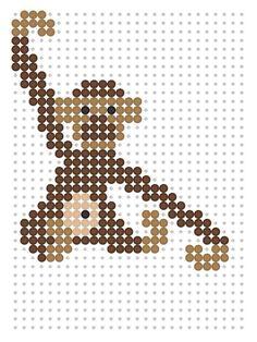Billedresultat for hama kaj boysen Pearler Bead Patterns, Perler Patterns, Beaded Cross Stitch, Cross Stitch Patterns, Bead Crafts, Diy And Crafts, Hama Art, Hama Mini, Hama Beads Design