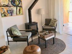 Living of Tintamare apartment, Port de Sóller, Mallorca. www.sollersecrets.com