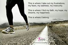 Where there is no struggle, there is no by Oprah Winfrey @ Like Success Run Like A Girl, Love Run, Just Run, Running Quotes, Running Motivation, Fitness Motivation, Running Images, Basketball Motivation, Running Humor