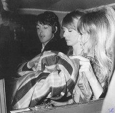 Paul, Jane and Pattie.