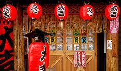 Random Japanese restaurant in Kyoto by Seph Callaway III, via Flickr