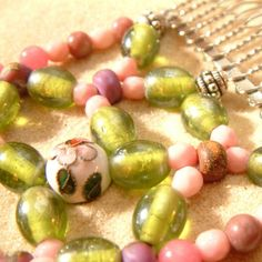 ETSY TREASURY: I Dream of Summer II by Richard on Etsy . My Citrine bracelet is featured in this treasury.