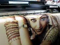 Wide format printing, Plotter, wide format printer, large format printing