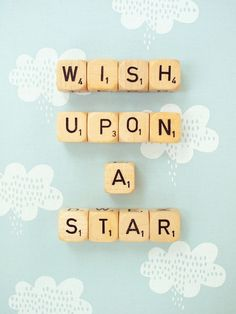 Wish Upon A Star. Fine Art Photography. Nursery by happeemonkee, $35.00