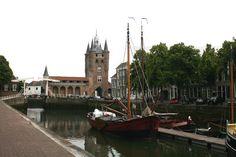 Zierikzee, Netherlands, harbour