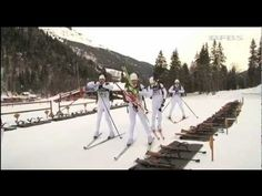 Alpine forces skiers pushed to the limit 22.01.13