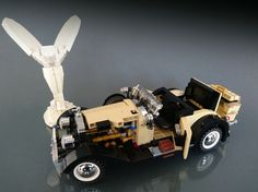 Rolls Royce Springfield Silver Ghost Playboy Roadster | by Firas Abu-Jaber