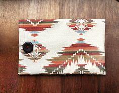 "Ikat - MacBook Air 11"" sleeve - Tribal - Earth colors - Natural materials - Gobelin fabric - Made to order"